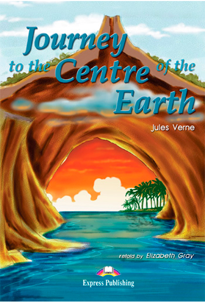 JOURNEY TO THE CENTRE OF THE EARTH Livro de leitura + atividades + Multi-ROM