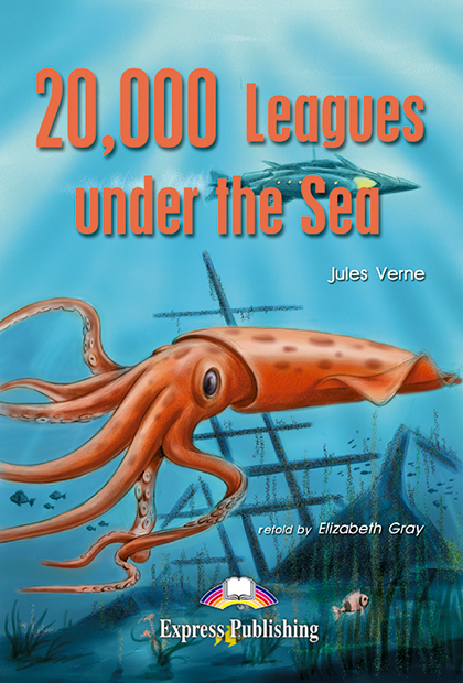 20000 LEAGUES UNDER THE SEA Livro de leitura + atividades + Multi-ROM