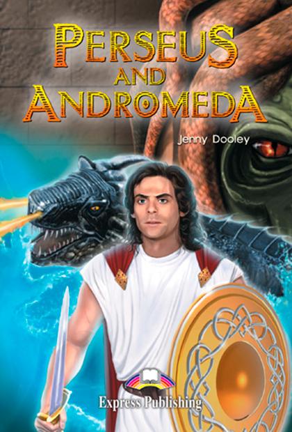 PERSEUS & ANDROMEDA Livro de leitura + atividades + CD áudio