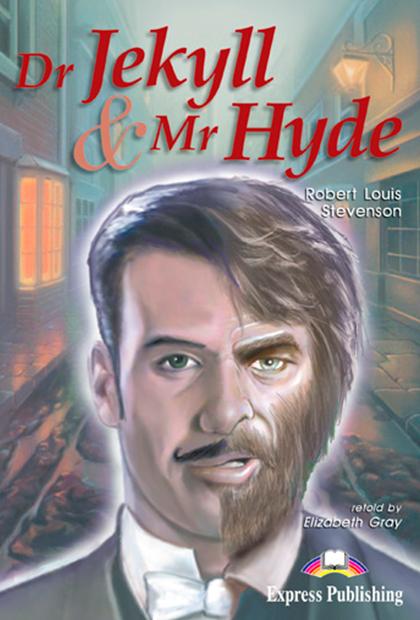 DR JEKYLL & MR HYDE Livro de leitura + atividades + CD áudio