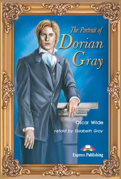 THE PORTRAIT OF DORIAN GRAY Livro de leitura + atividades + CD áudio