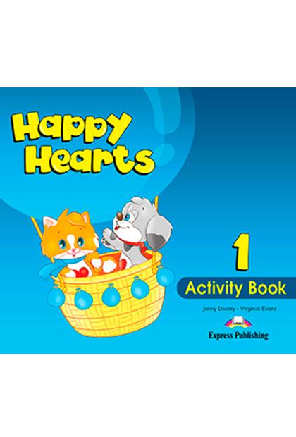 HAPPY HEARTS 1 Livro de atividades