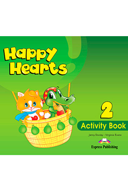 HAPPY HEARTS 2 Livro de atividades