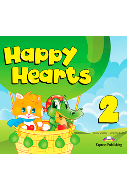 HAPPY HEARTS 2 Livro do aluno + multi-ROM