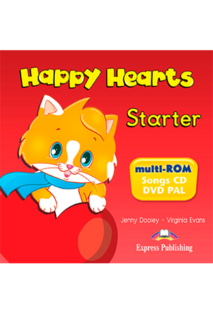 HAPPY HEARTS STARTER Multi-ROM