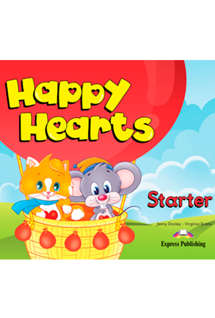HAPPY HEARTS STARTER Livro do aluno + multi-ROM