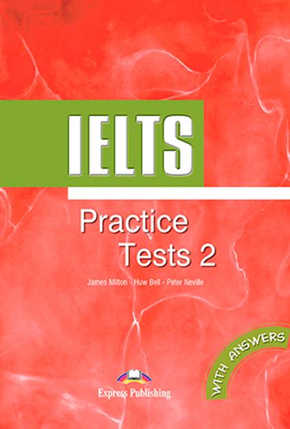 IELTS PRACTICE TESTS 2 Livro do aluno com respostas