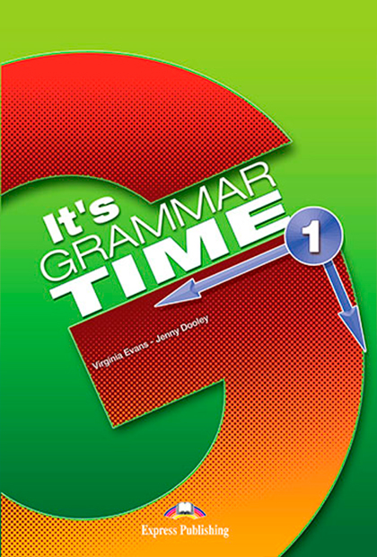 ITS GRAMMAR TIME 1 Livro do aluno + Digibooks