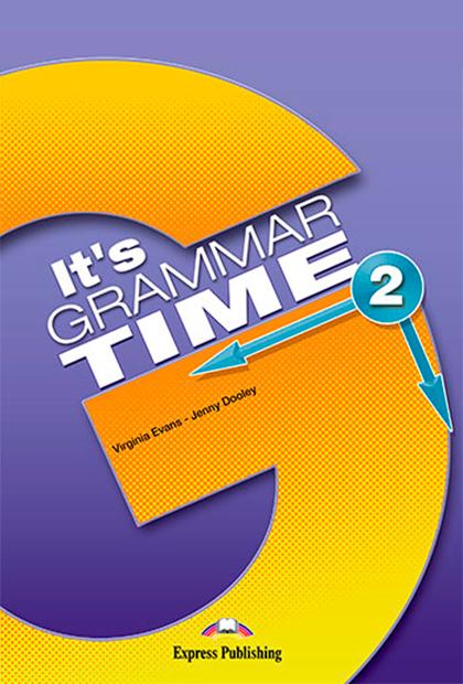 ITS GRAMMAR TIME 2 Livro do aluno + Digibooks