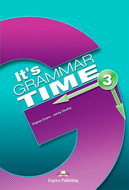 ITS GRAMMAR TIME 3 Livro do aluno + Digibooks