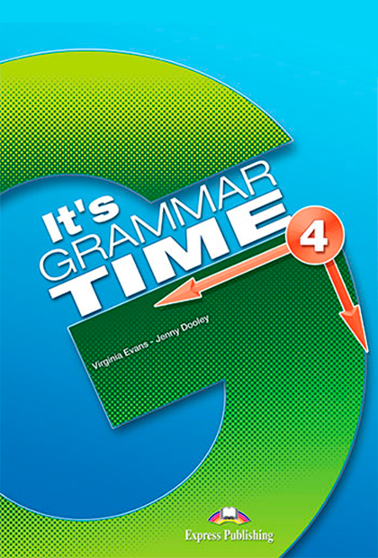 ITS GRAMMAR TIME 4 Livro do aluno + Digibooks
