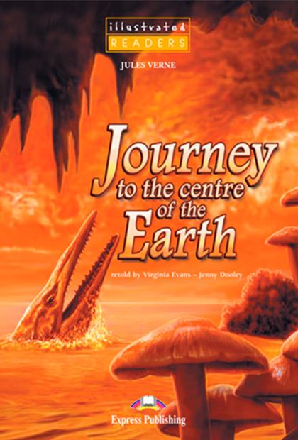 JOURNEY TO THE CENTRE OF THE EARTH Livro de leitura