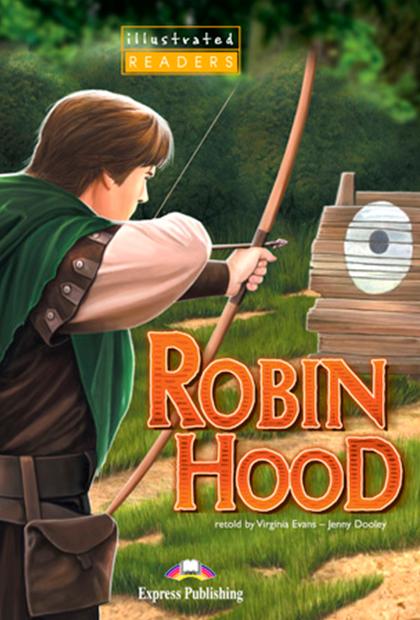 ROBIN HOOD Livro de leitura + Multi-ROM
