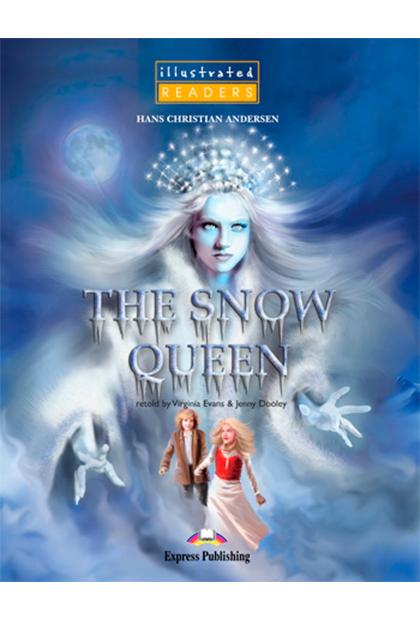 THE SNOW QUEEN Livro de leitura + Multi-ROM + aplicação