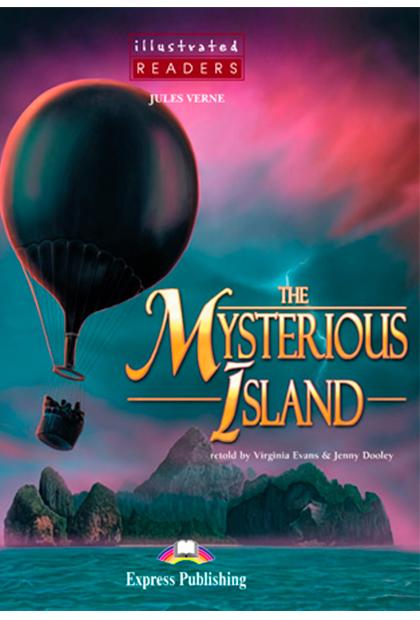 THE MYSTERIOUS ISLAND Livro de leitura + CD áudio