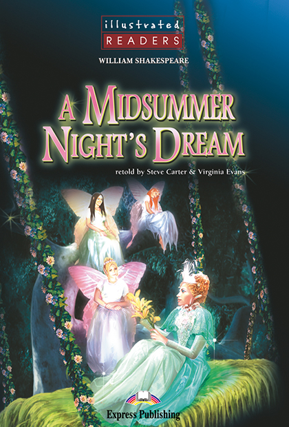 A MIDSUMMER NIGHTS DREAM Livro do Leitura + CD áudio