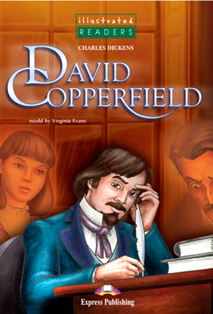 DAVID COPPERFIELD Livro do Leitura + CD áudio