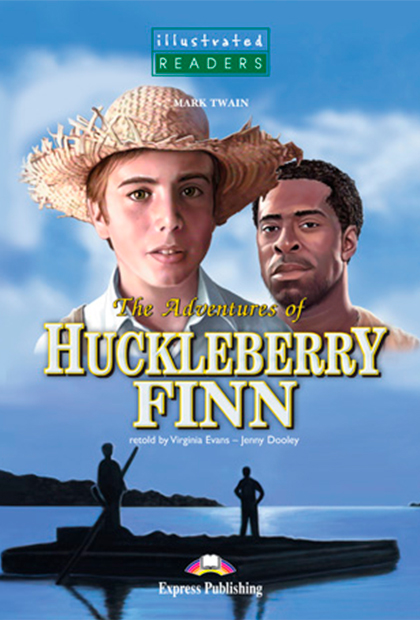 THE ADVENT. OF HUCKLEBERRY FINN Livro de leitura + CD áudio