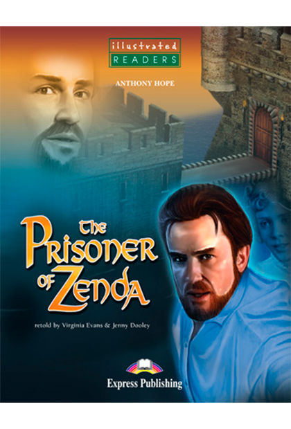 THE PRISONER OF ZENDA Livro de leitura + CD áudio