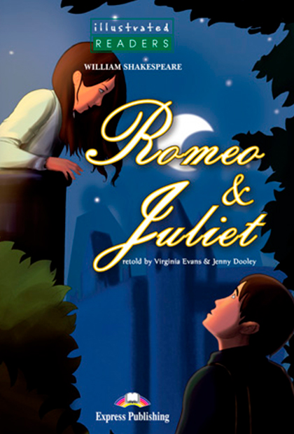ROMEO & JULIET Livro de leitura