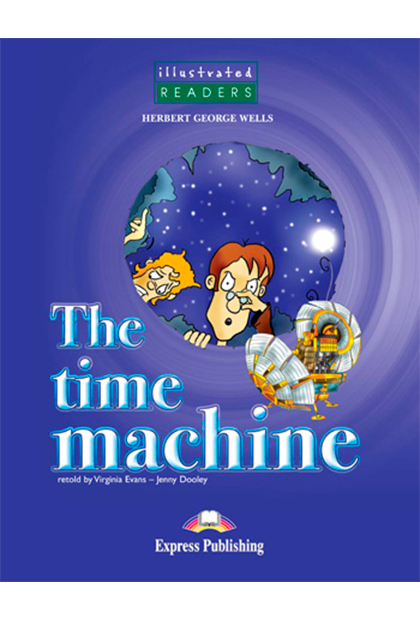 THE TIME MACHINE Livro de leitura + Multi-ROM