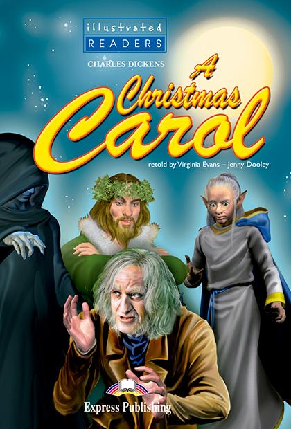 A CHRISTMAS CAROL Livro do Leitura +  Multi-ROM