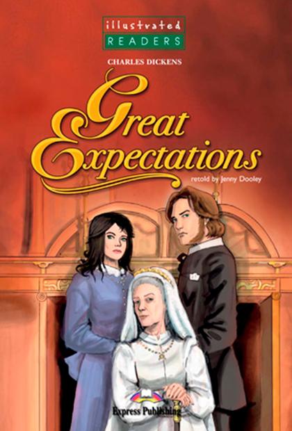GREAT EXPECTATIONS Livro de Leitura + CD áudio