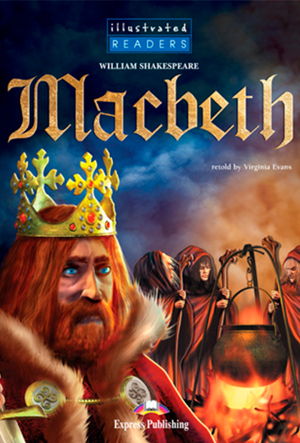 MACBETH Livro de Leitura + CD áudio