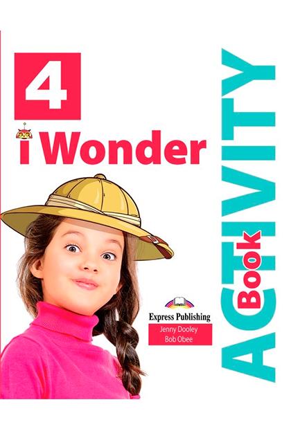 i WONDER 4 Livro de atividades + Digibooks