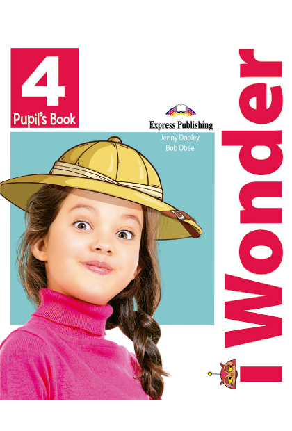 i WONDER 4 Livro do aluno + ebook