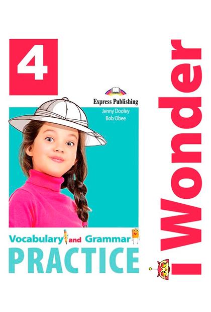 i WONDER 4 Vocabulário e Gramática