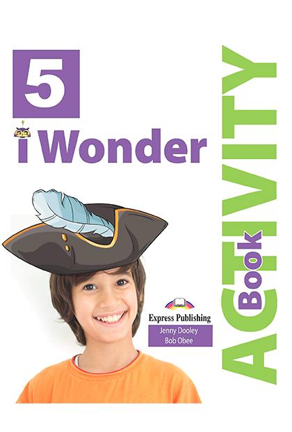 i WONDER 5 Livro de atividades + Digibooks