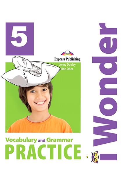 i WONDER 5 Vocabulário e Gramática