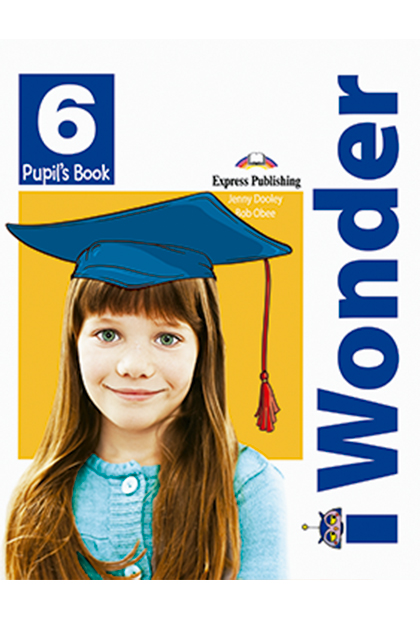 i WONDER 6 Livro do aluno + eBook