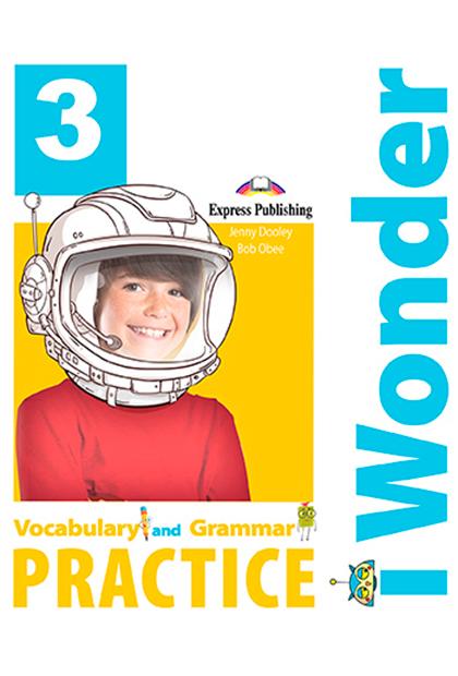 i WONDER 3 Vocabulário e Gramática