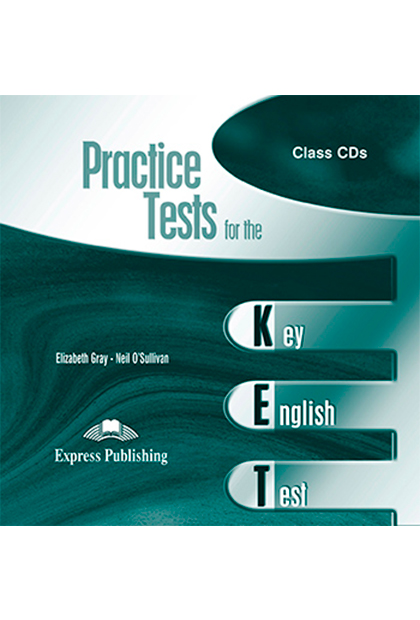KET PRACTICE TESTS CD áudio (2)