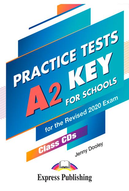 KEY FOR SCHOOLS A2 PRACTICE TESTS CD áudio (5)