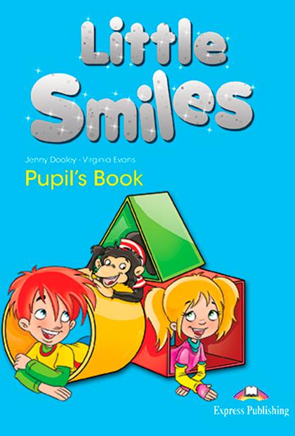 LITTLE SMILES Livro do aluno + Multi-ROM + Festividades