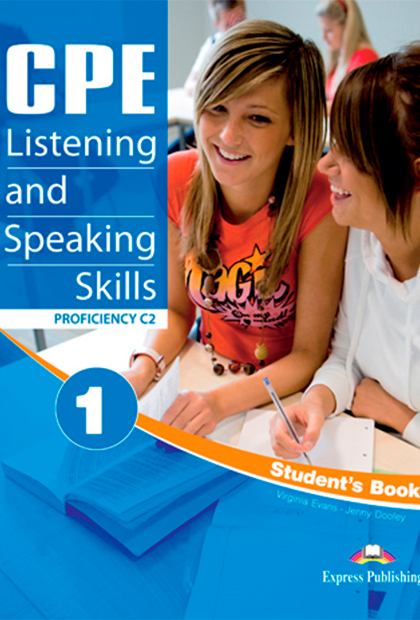 CPE LIST. & SPEAK. SKILLS 1 Livro do aluno + Digibooks