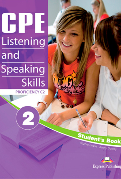 CPE LIST. & SPEAK. SKILLS 2 Livro do aluno + Digibooks