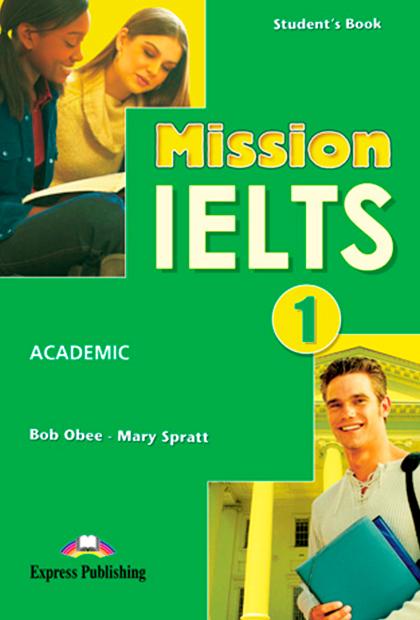MISSION IELTS 1 Livro do Aluno