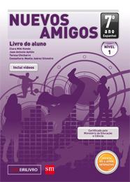NUEVOS AMIGOS 7.º ANO Livro do Aluno + Licença digital