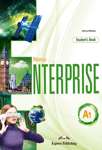 NEW ENTERPRISE A1 Livro do aluno + Digibooks