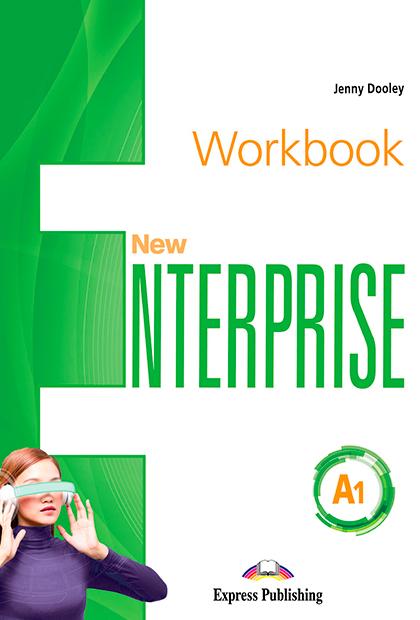 NEW ENTERPRISE A1 Livro de exercícios + Digibooks
