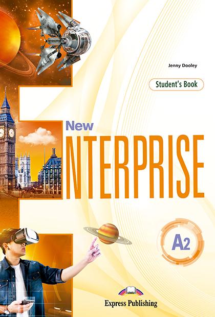 NEW ENTERPRISE A2 Livro do aluno + Digibooks