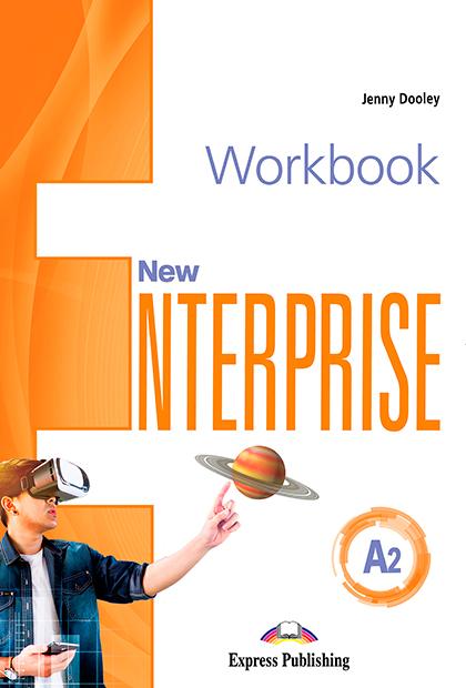 NEW ENTERPRISE A2 Livro de exercícios + Digibooks