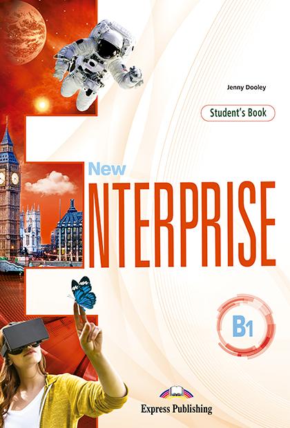 NEW ENTERPRISE B1 Livro do aluno + Digibooks