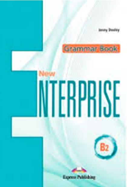 NEW ENTERPRISE B2 Gramática + Digibooks