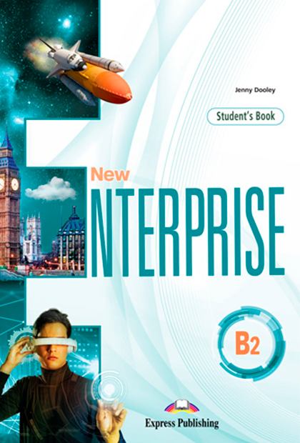 NEW ENTERPRISE B2 Livro do aluno + Digibooks