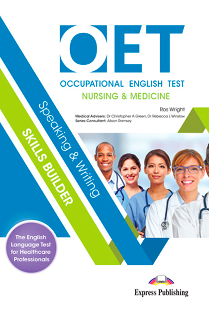 OET - NURSING & MEDICINE SPEAKING & WRITING SKILLS